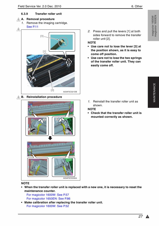 Konica-Minolta magicolor 1600W 1650EN FIELD-SERVICE Service Manual-3